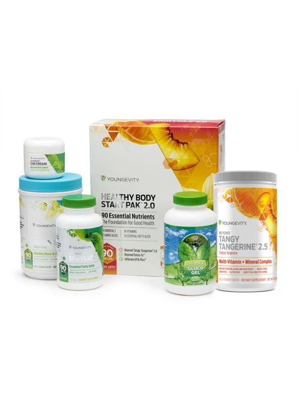 Healthy Body Bone and Joint Pak™ 2.5